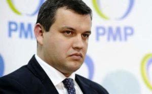 PMP merge singur la alegerile parlamentare