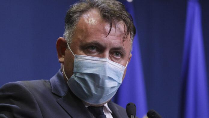 Ministrul Sănătății, Nelu Tătaru, suspect de coronavirus